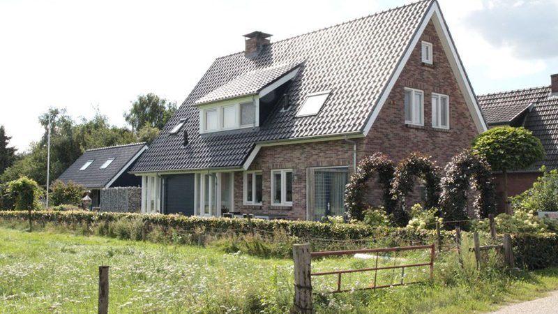 Woonhuis in landelijke stijl