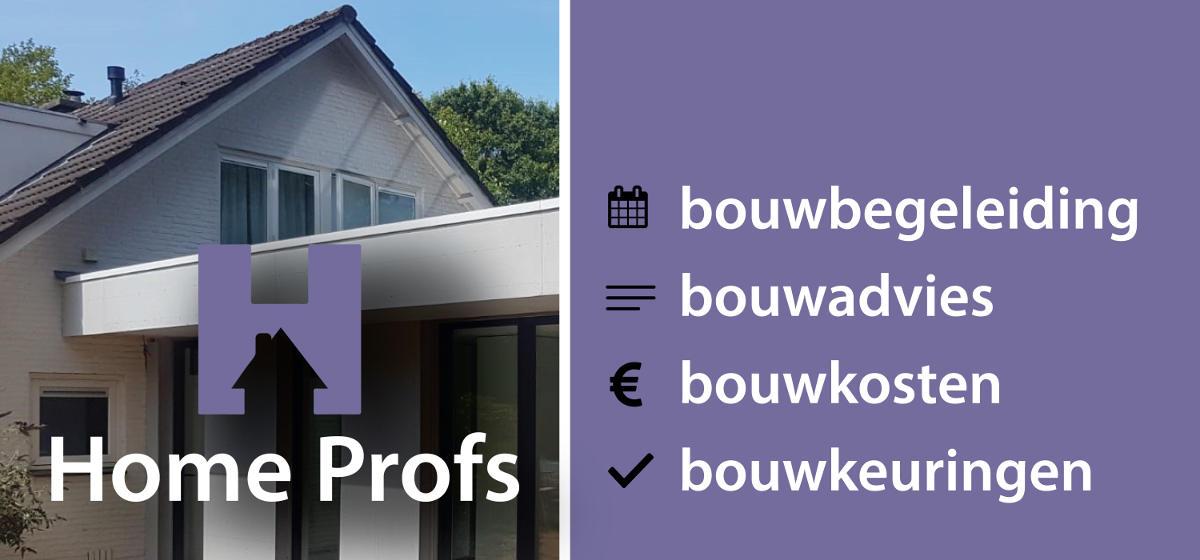 De 4 pijlers in bouwbegeleiding HomeProfs bouwbegleiders